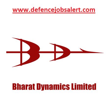 BDL Telangana Recruitment