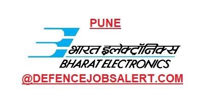 BEL Pune Recruitment