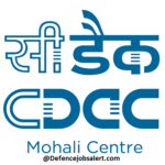 CDAC Mohali Recruitment 2021 - 23 Project Engineer, Manager, Associate Posts