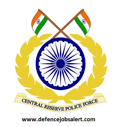 CRPF Specialist Medical Officer Recruitment