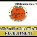 Chandigarh Administration Recruitment 2021 - 42 Junior Engineer (Civil) Posts | Welcome for New Jobs