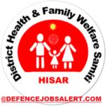 DHFWS Hisar Recruitment 2021 - Upcoming Soon Jobs