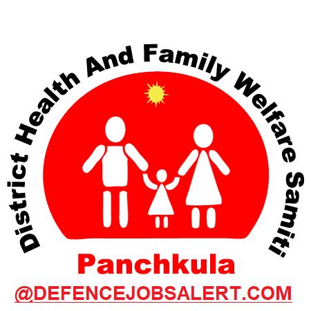 DHFWS Panchkula Recruitment