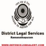 DLSA Ramanathapuram Recruitment 2021 - 18 Para Legal Volunteer (PLV) Vacancy