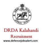 DRDA Kalahandi Recruitment 2021 - 66 Gram Rozgar Sevak Posts