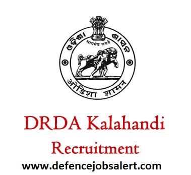 DRDA Kalahandi Recruitment