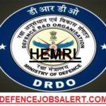 DRDO-HEMRL Recruitment 2021 – 45 Apprentice Vacancies @ drdo.gov.in