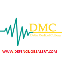 Datia Medical College Staff Nurse (Women) Recruitment