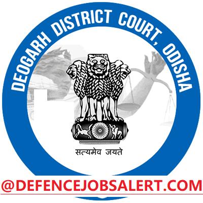Deogarh District Court Recruitment