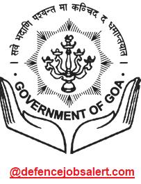 Department Of Cooperation Goa Recruitment