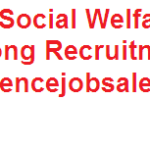 District Social Welfare Officer Shillong Recruitment 2021 - 11 Project Coordinator, Social Worker & Other Vacancies | Welcome For New Jobs