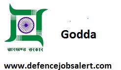 Dy Commissioner cum District Magistrate Godda Recruitment