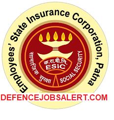 ESIC Patna Recruitment
