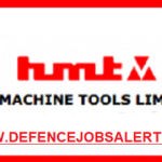 HMT Machine Tools Limited Recruitment