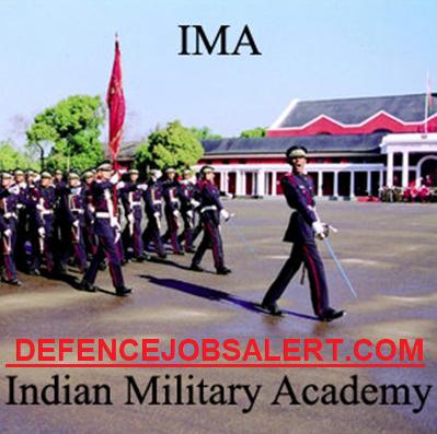 IMA Dehradun Recruitment