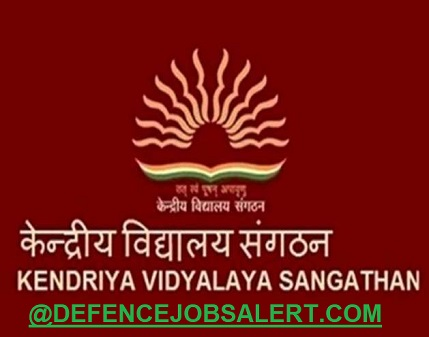 Kendriya Vidyalaya Mahabubabad Recruitment