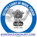 Moga District Court Recruitment