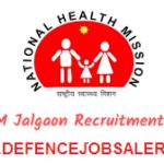NHM Jalgaon Recruitment