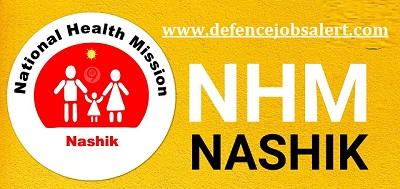 NHM Nashik Bharti