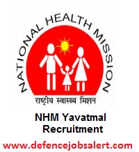 NHM Yavatmal Recruitment