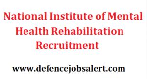NIMHR Recruitment