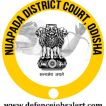 Nuapada District Court Recruitment 2021 - Latest Notification In Odisha