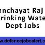 Panchayati Raj & Drinking Water Recruitment