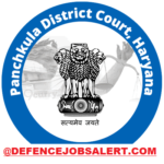 Panchkula District Court Recruitment 2021 - No Active Jobs