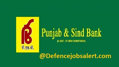 Punjab And Sind Bank Recruitment