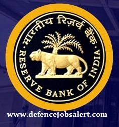 RBI Bhubaneswar Recruitment