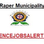 Rapar Municipality Recruitment 2021 - 06 Sweeper Vacancies