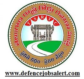 TSRTC Mechanic Diesel Recruitment