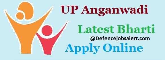 UP Anganwadi Worker And Helper Recruitment
