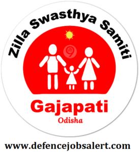 ZSS Gajapati Recruitment