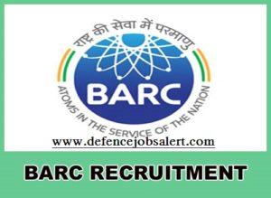 BARC Maharashtra Recruitment