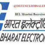 BEL Mumbai Recruitment