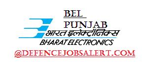 BEL Punjab Recruitment