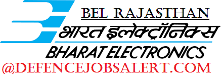 BEL Rajasthan Recruitment