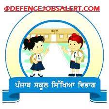 Dept of School Education Punjab Recruitment