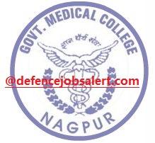 Govt Medical College (GMC) Nagpur Vacancy