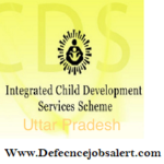 ICDS UP Recruitment 2021 - 1271 Anganwadi Worker, Mini Anganwadi Worker, Anganwadi Helper Post