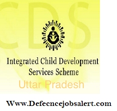 ICDS UP Recruitment