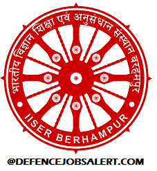 IISER Berhampur Recruitment
