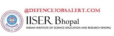IISER Bhopal Recruitment