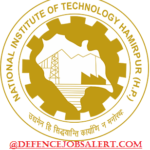 NIT Hamirpur Recruitment