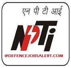 NPTI West Bengal Recruitment