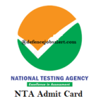 NTA JEE MAIN Phase III April Exam