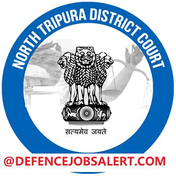 North Tripura District Court Vacancy