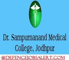 SNMC Jodhpur Vacancy