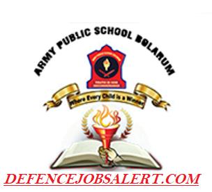 Army Public School Bolarum Jobs